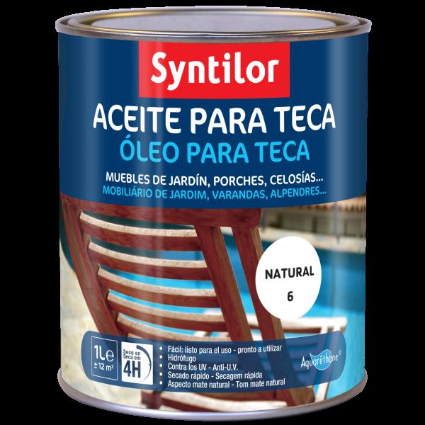 Oleo para Teca 1L
