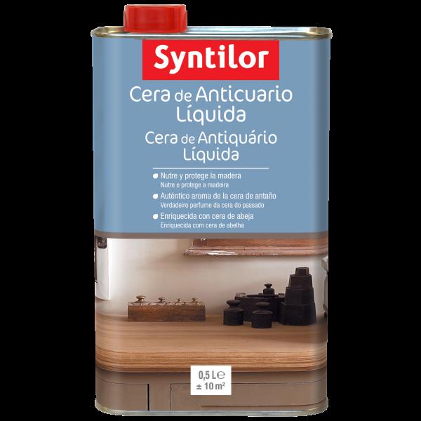 Cera De Antiquario Liquida 0.5L