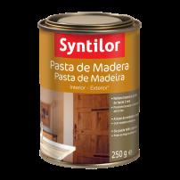 Pasta de Madeira