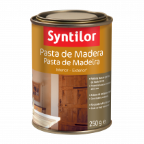 Pasta de Madeira 250g