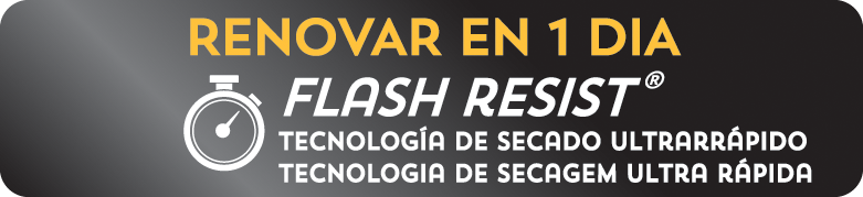 Flash Résist - Renovare en 1 dia