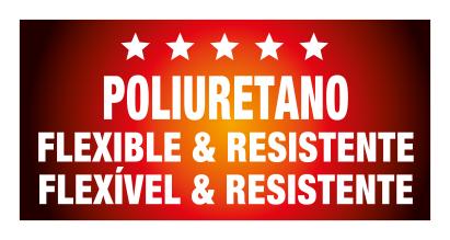 Poliuretano Flexible e Resistente